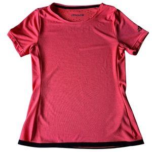 Adidas Women's Climachill Activewear Tee T-Shirt S